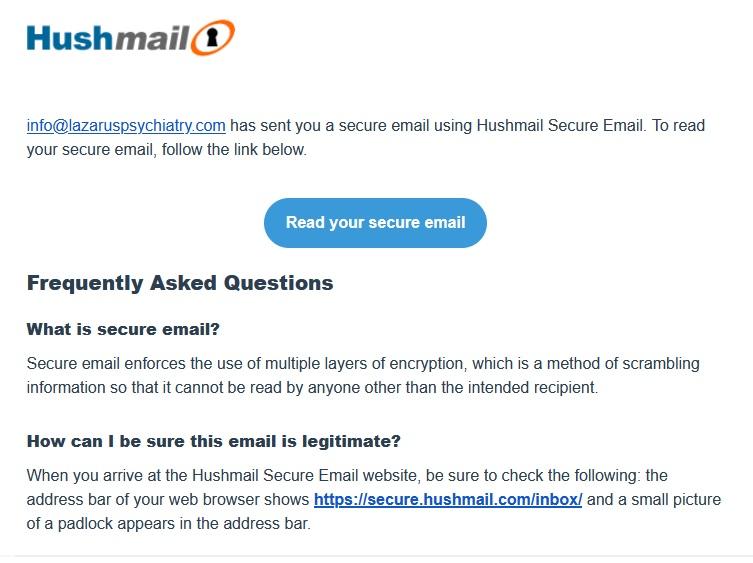 hushmail-invite